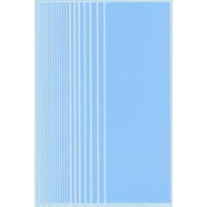 BVH Light Blue Decal Sheet