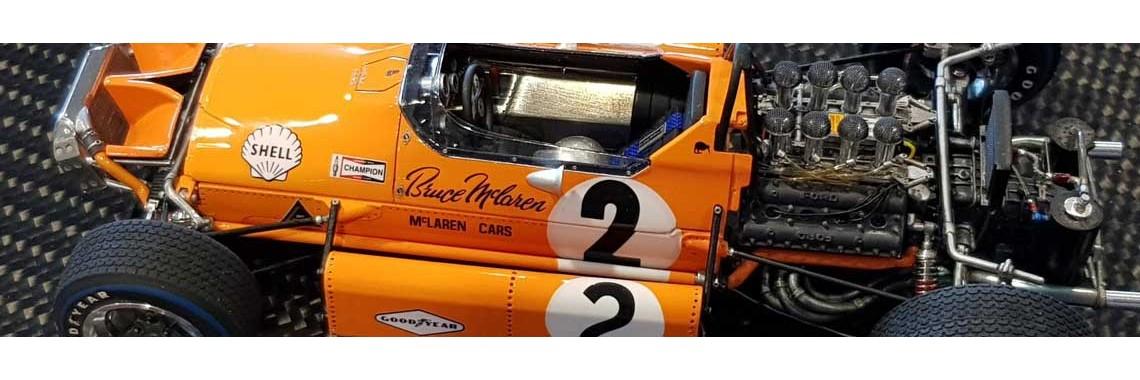 Bruce McLaren Banner