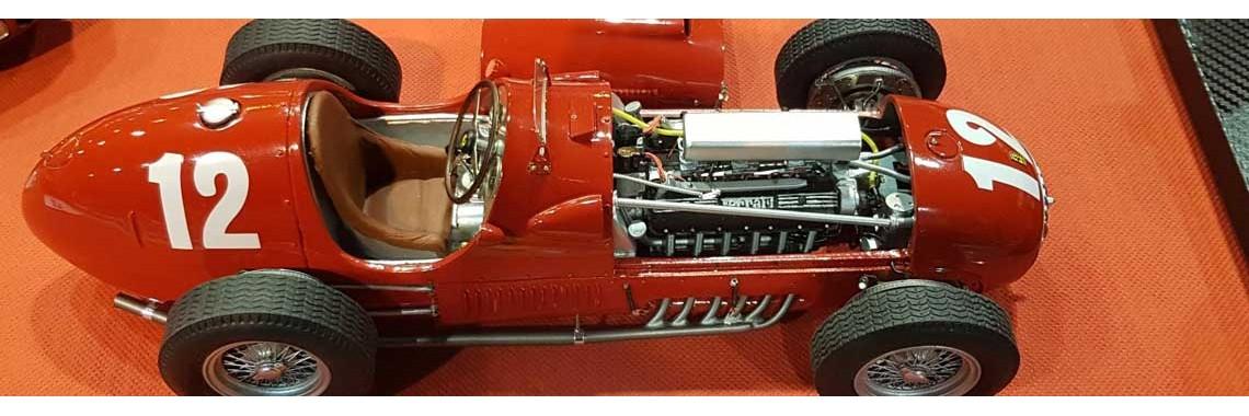 Ferrari 12 Banner