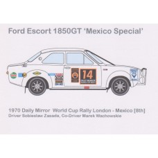 Ford Escort 1850 GT Mexico Special