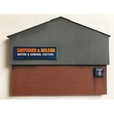 Low Relief Industrial Unit 'N' Gauge