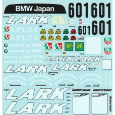 MSM Creation Decal set for the 1:24th McLaren F1 GTR