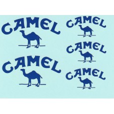MSM Creation Camel decal set for the Williams FW14 1:12th