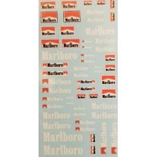 Marlboro Decals