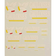 Gauloises Decals