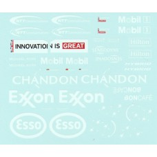 MSM Creation decal set for the 1:20th McLaren MP4-31